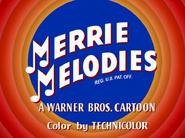 Bye, Bye Bluebeard Merrie Melodies Intro 3