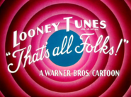 All Fowled Up Looney Tunes Outro