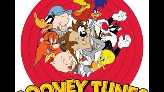 Looney Tunes and Merrie Melodies Cartoon Sound Effects Montage!