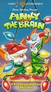 Pinky and the Brain Christmas VHS