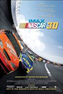 NASCAR The IMAX Experience poster