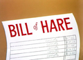 Bill of Hare Title Card