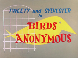 Birds Anonymous Title Card