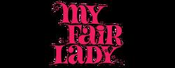 My Fair Lady transparent logo