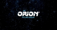 Orion Pictures logo