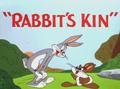 Rabbit's Kin Title Card