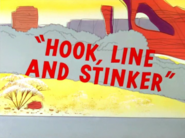 Hook, Line and Stinker Title