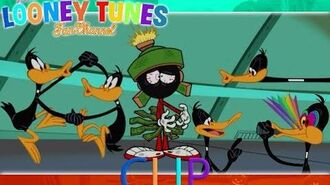 New Looney Tunes The Awesome Earthling's Intelligence