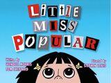 Little Miss Popular