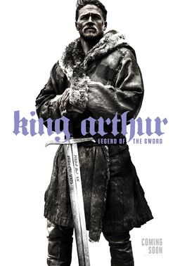 King Arthur - Legend of the Sword teaser poster