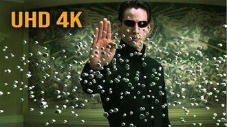 "The Matrix Reloaded - ""Neo vs the Merovingian's Exiles Chateau Showdown Kill Him"" (4K UHD 2160p)"