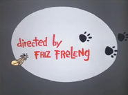 The Last Hungry Cat by Friz Freleng