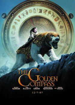 Golden compass 2007 poster