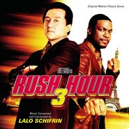 Rush hour 3 soundtrack