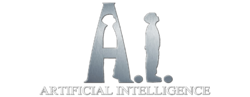 A.I. Artificial Intelligence logo