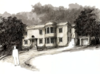 House of Wax Concept Art 10