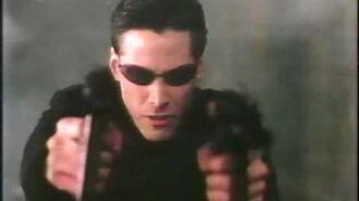 1999 - TV Trailer for 'The Matrix'