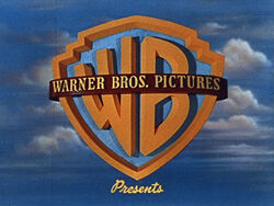 Warner bros pictures 1953 logo