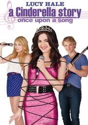 A Cinderella Story Once Upon a Song poster