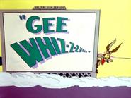 Gee Whiz Title 3