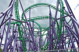 Joker's Jinx - Six Flags America