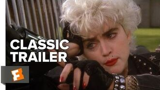 Who's That Girl (1987) Official Trailer - Madonna, Griffin Dunne Comedy Movie HD