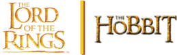 The Lord of the Rings and The Hobbit logo