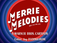 Water, Water Every Hare Merrie Melodies Intro 3