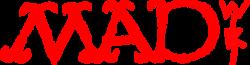 Wiki-wordmark (MAD)