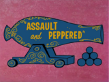 Assault and Peppered