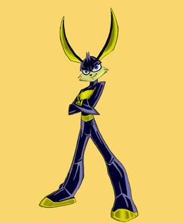 Loonatics Unleashed Ace Bunny