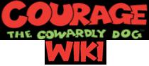 Courage-The-Cowardly-Dog-Wiki-wordmark