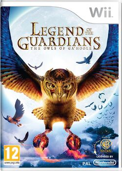 Legend of the Guardians-The Owls of GaHoole (video game)