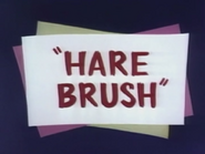 Hare Brush Title Card (2)