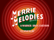Bugsy and Mugsy Merrie Melodies Intro 3