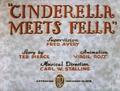 Cinderella Meets Fella Title Card