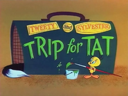 Trip for Tat Title Card