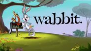 Wabbit title card