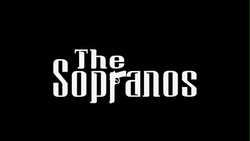 The Sopranos titlescreen