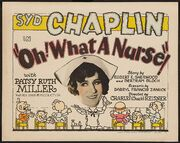 Oh! What a Nurse! poster 1926
