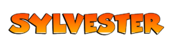 Sylvester transparent logo