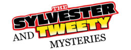 The sylvester & tweety-mysteries logo