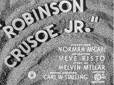 Robinson Crusoe, Jr.