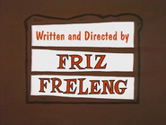 Devil's Feud Cake, Written and Directed by Friz Freleng