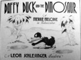 Daffy Duck and the Dinosaur/Gallery