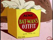 Gee Whiz ACME Batman Outfits