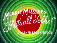 Gee Whiz Merrie Melodies Outro