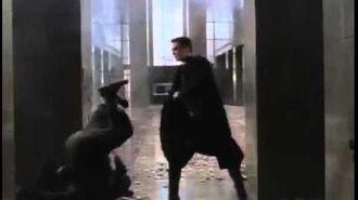 The Matrix 1999 TV Commercial Promo