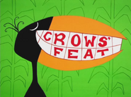 Crows' Feat Title Card