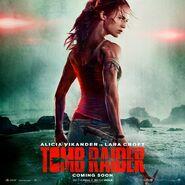 Tomb raider 2018 teaser poster